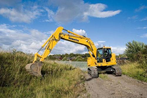 komatsu pc228uslc 10 hydraulic excavator service repair