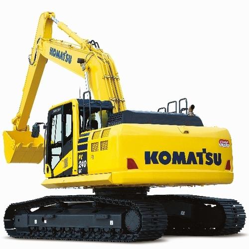 komatsu pc240lc 11 hydraulic excavator service repair