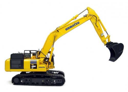 komatsu pc490lc 11 hydraulic excavator service repair. Black Bedroom Furniture Sets. Home Design Ideas