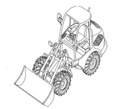 takeuchi tw80 wheel loader parts manual download serial