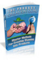 Thumbnail The Product Creation Guru (PLR)