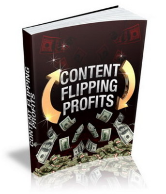 Pay for Content Flipping Profits (PLR)