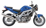Thumbnail Suzuki SV650, SV650S Motorcycle Workshop Service Repair Manual 2003-2012 (500 pages, Searchable, Printable, Single-file PDF)