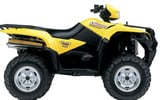 Thumbnail 2005 Suzuki LT-A700K5 KingQuad700 ATV Workshop Repair Service Manual BEST DOWNLOAD