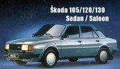 Thumbnail Skoda 105S, 105L, 120L, 120LE, 120LS, 120LE Passenger Cars Workshop Service Repair Manual 1976-1990 (156MB, Searchable, Printable, Bookmarked, iPad-ready PDF)