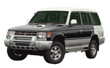 Thumbnail 1992-1995 Mitsubishi Pajero (a.k.a. Montero) Workshop Repair Service Manual