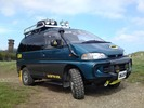 Thumbnail 1995-1998 Mitsubishi Delica L400, Space Gear Workshop Repair Service Manual