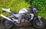 Thumbnail 2007 Kawasaki Z750, Z750 ABS (ZR750L7/F, ZR750M7/F) Motorcycle Workshop Repair Service Manual