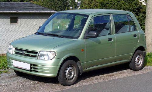 daihatsu cuore l701 series a k a l700 mira workshop service re rh tradebit com Daihatsu Cuore 2002 Daihatsu Cuore 2002