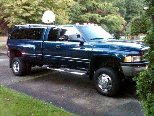 2002 Chrysler Dodge Ram Pickup Truck 1500 2500 3500