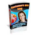 Thumbnail Customers are King with PLR