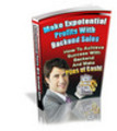 Thumbnail Make Exponential Profits with Backend Sales (PLR)