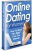 Thumbnail Online Dating For Women (PLR)