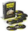Thumbnail Where The Money Lives eBook & Audio (PLR)