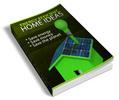 Thumbnail Energy Efficient Home Ideas (PLR)