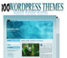 Thumbnail 100 Wordpress Themes