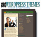 Thumbnail 100 Wordpress Templates