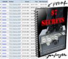 Thumbnail Make Money with 7 dollar secrets