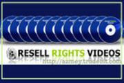 Thumbnail ResellRights Videos Tutorial