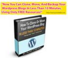 Thumbnail How to Clone Wordpress Blog!