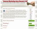 Thumbnail Wordpress sales page themes