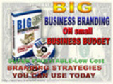 Thumbnail Big Business Branding On A Small Business Budget