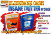 Thumbnail CLICKBANK AFFILIATE CASH and INSANE TWITTER PROFITS