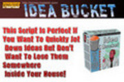 Thumbnail IDEA BUCKET-no more lost ideas