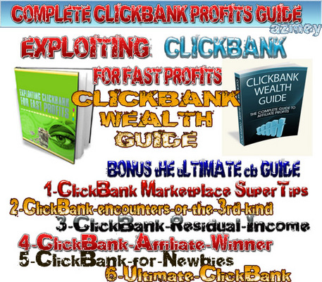 Pay for CLICKBANK SUCCESS GUIDE