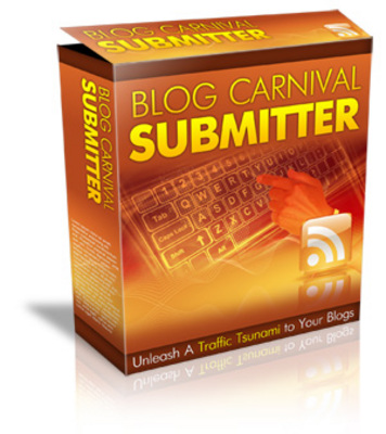 Pay for Blog Carnival Submitter -Blogger power software