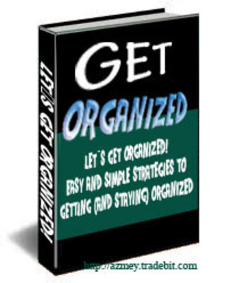 Pay for Get Organized