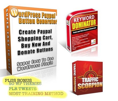 Pay for WORDPRESS PAYPAL plugins