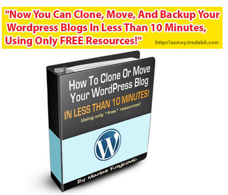 Pay for How to Clone Wordpress Blog!