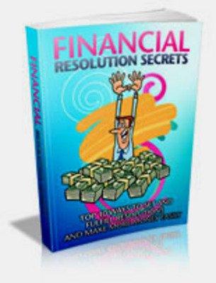 Pay for Financial Resolution Secrets