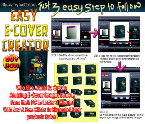 Pay for Easy 3D E-Cover Creator