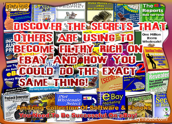 Pay for EBAY BUSINESS SUCCESS EBOOK PACKAGE