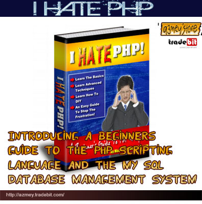 Pay for I HATE PHP