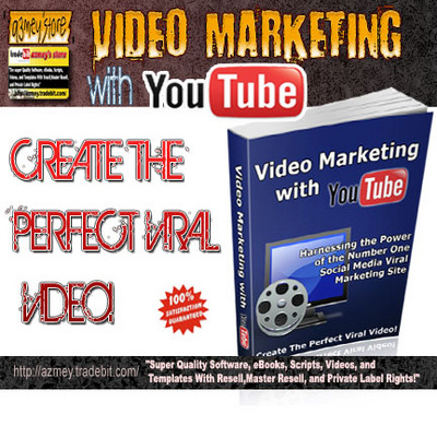 Pay for Video Marketing with YOUTUBE