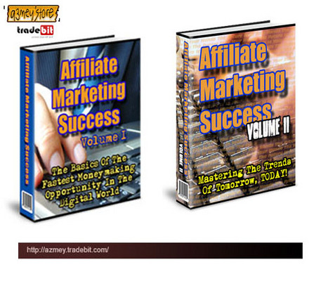Pay for AFFILIATE MARKETING SUCCESS