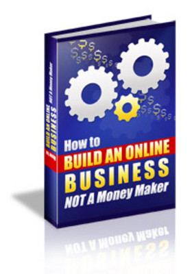 Pay for How To Build An Online Business