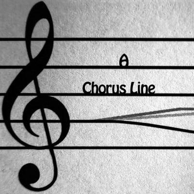 Pay for A Chorus Line