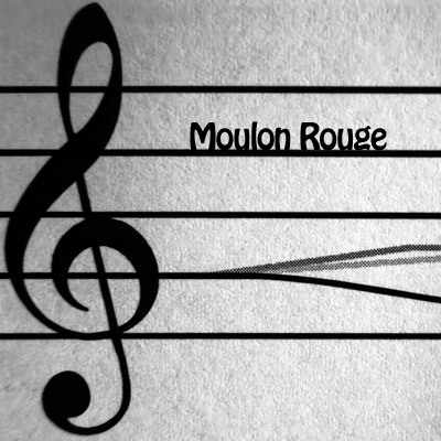 Pay for BACKING TRACKS: Moulin Rouge