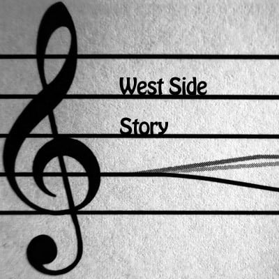Pay for BACKING TRACKS MP3: West Side Story