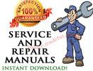 Thumbnail Mercury Marine 120XR2 Sport Jet Service Repair Manual Download