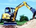 Thumbnail Gehl 303 Compact Excavator Illustrated Master Parts List Manual Instant Download!