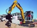 Thumbnail Gehl 603 Compact Excavator Illustrated Master Parts List Manual Instant Download!