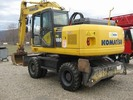 Thumbnail Komatsu PW180-7E0 Hydraulic Excavator* Factory Service / Repair/ Workshop Manual Instant Download! (SN: H55051 and up)