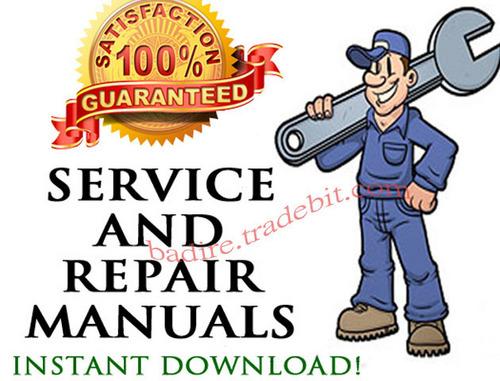 Free JLG Boom Lifts 601S CE* Factory Service / Repair/ Workshop Manual Instant Download! (P/N:3120866) Download thumbnail