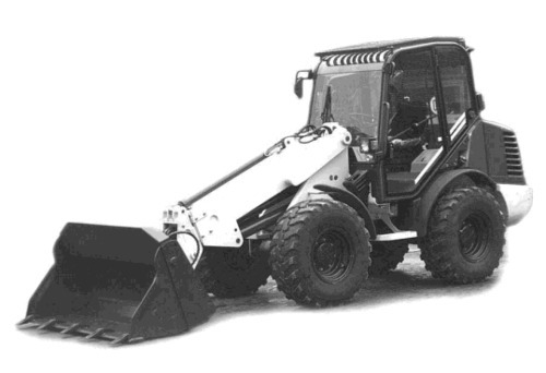 Free Gehl 418T Wheel Loader Illustrated Master Parts List Manual Instant Download! Download thumbnail