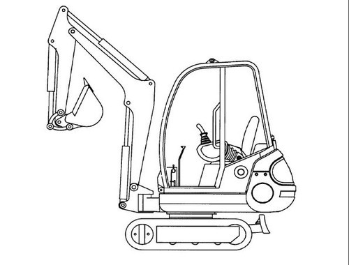 Free Gehl 142-152 Mini Excavator Illustrated Master Parts List Manual Instant Download!  Download thumbnail